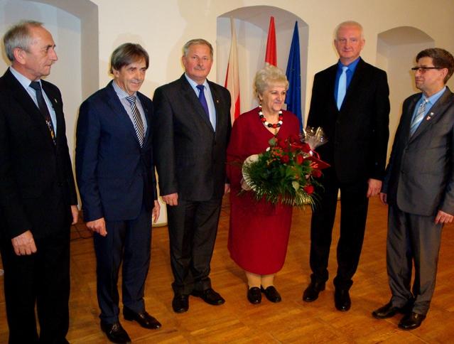 Nagrodzona G. Wożnicka