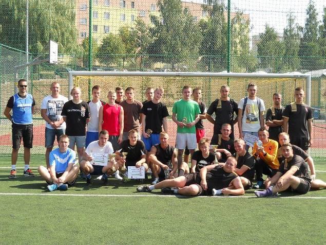 Piłkarski Turniej Sołectw 2015