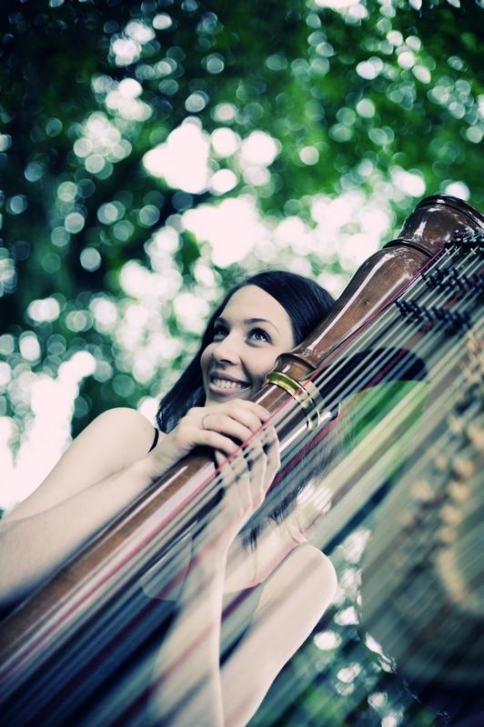 Maria Lewandowska-Harfa